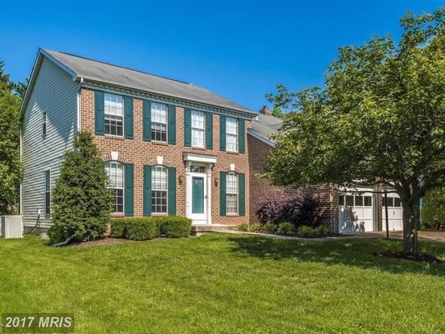 5346 Saint James Place, Frederick, MD 21703 (#FR9937426) :: LoCoMusings