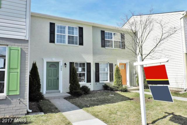 559 Lancaster Place, Frederick, MD 21703 (#FR9944150) :: LoCoMusings