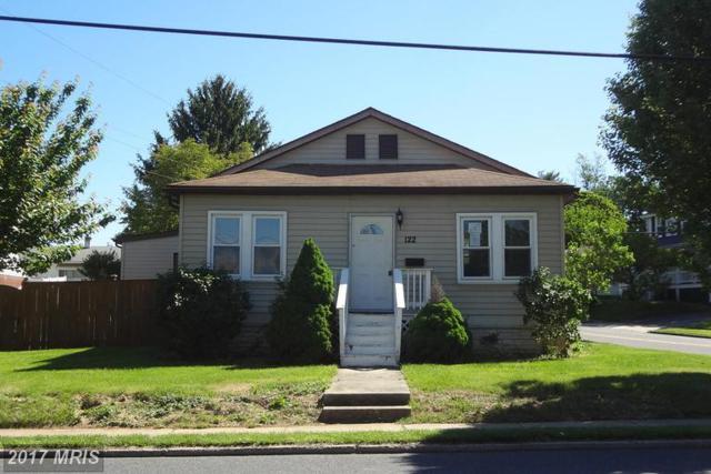 122 Catoctin Avenue, Frederick, MD 21701 (#FR9950417) :: LoCoMusings