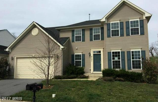 2131 Infantry Drive, Frederick, MD 21702 (#FR9963621) :: Pearson Smith Realty