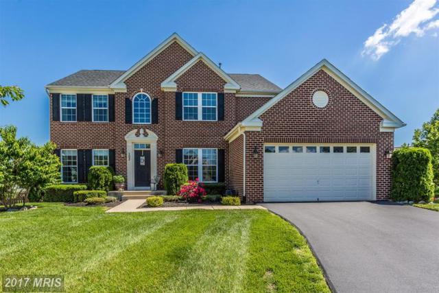 103 Maroon Court, Frederick, MD 21702 (#FR9964991) :: LoCoMusings