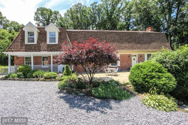 5507 Camelot Court, Frederick, MD 21704 (#FR9971904) :: LoCoMusings