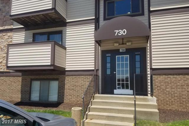 730-A Heather Ridge Drive 14A, Frederick, MD 21702 (#FR9979319) :: LoCoMusings