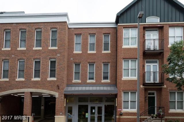 35 All Saints Street E #101, Frederick, MD 21701 (#FR9979920) :: LoCoMusings