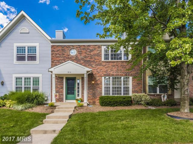 875 Waterford Drive, Frederick, MD 21702 (#FR9986631) :: ReMax Plus