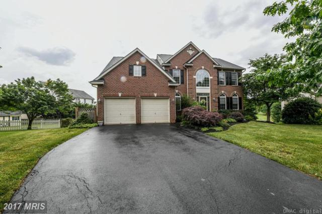 207 Jenkins Creek Court, Walkersville, MD 21793 (#FR9986651) :: LoCoMusings