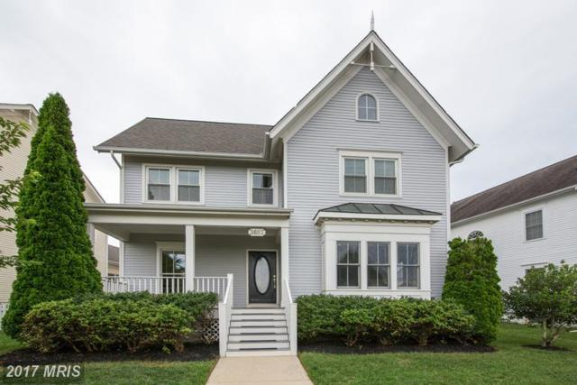 3607 Lew Wallace Street, Frederick, MD 21704 (#FR9986985) :: ReMax Plus