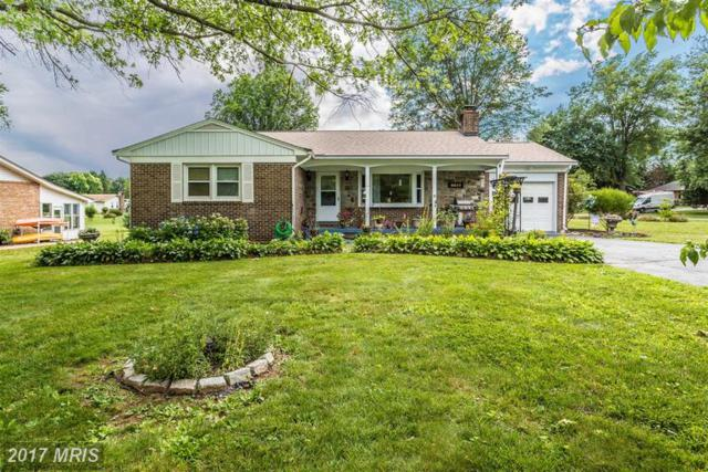6617 Mountainview Drive, Frederick, MD 21702 (#FR9987159) :: LoCoMusings