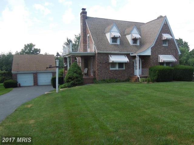 6104 Quinn Orchard Road, Frederick, MD 21704 (#FR9988767) :: ReMax Plus