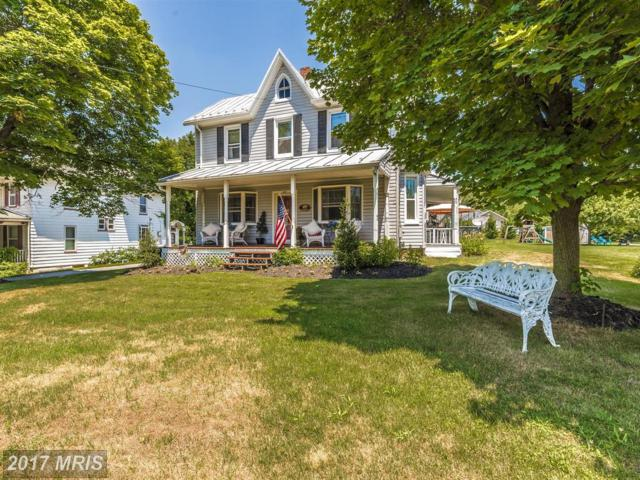 409 Prospect Road, Mount Airy, MD 21771 (#FR9993785) :: Pearson Smith Realty