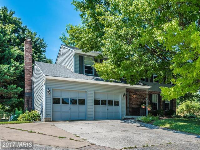 834 Briar Court, Frederick, MD 21701 (#FR9996401) :: Pearson Smith Realty