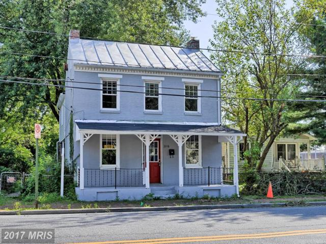 378 Madison Street, Frederick, MD 21701 (#FR9996960) :: Charis Realty Group