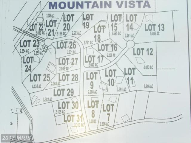 0 Pomme Court, Stephens City, VA 22655 (#FV10030668) :: Pearson Smith Realty