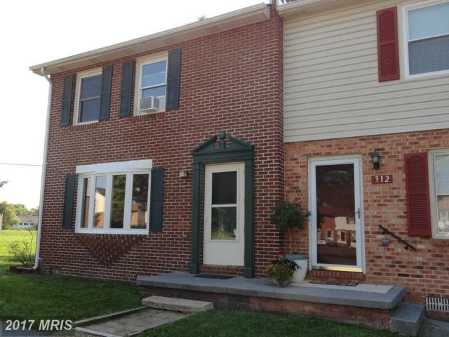 314 Carroll Drive, Stephens City, VA 22655 (#FV10037205) :: Pearson Smith Realty
