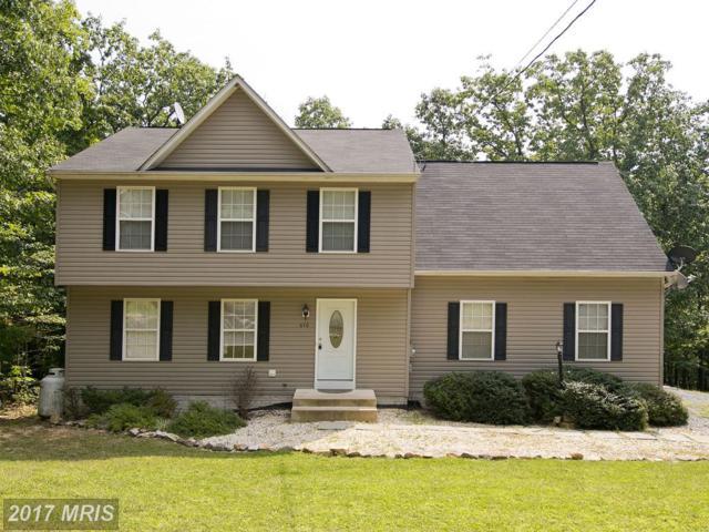 610 Bluebird Trail, Winchester, VA 22602 (#FV10049465) :: Pearson Smith Realty