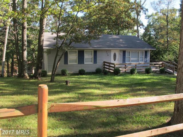 119 Graywolf Trail, Winchester, VA 22602 (#FV10072100) :: Pearson Smith Realty