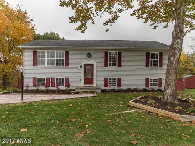 117 Berkshire Circle, Winchester, VA 22601 (#FV10102438) :: Pearson Smith Realty