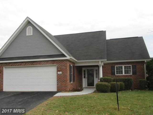 102 Gooseberry Drive, Winchester, VA 22602 (#FV10116527) :: The Speicher Group of Long & Foster Real Estate