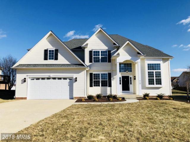 218 Flanagan Drive, Winchester, VA 22602 (#FV10131192) :: Pearson Smith Realty