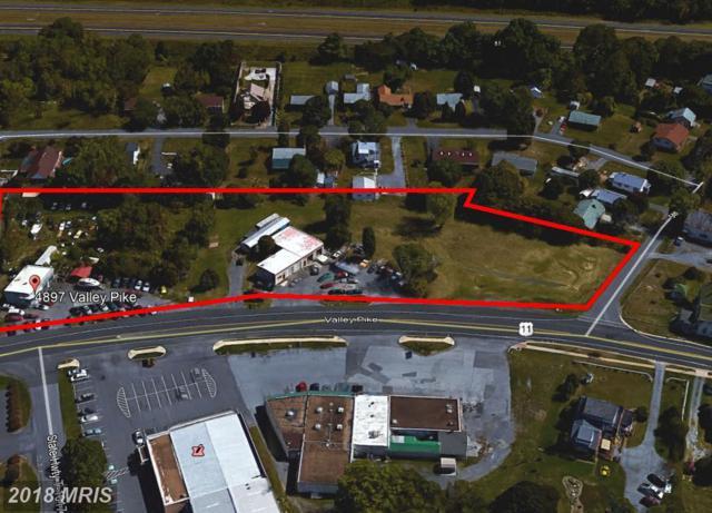 4919 Valley Pike, Stephens City, VA 22655 (#FV10163125) :: Wilson Realty Group