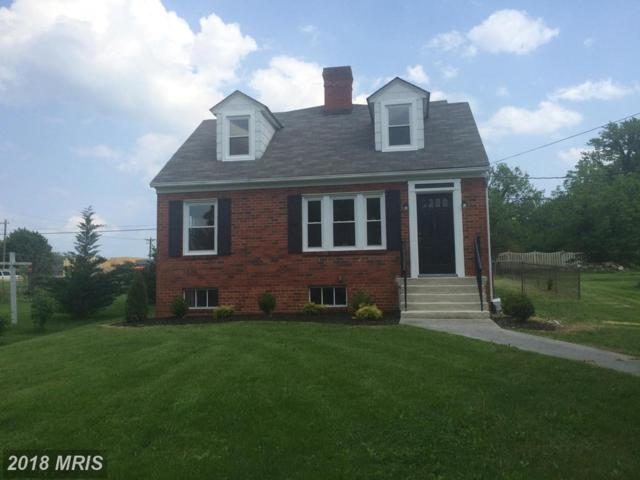 7824 Main Street, Middletown, VA 22645 (#FV10241504) :: The Gus Anthony Team