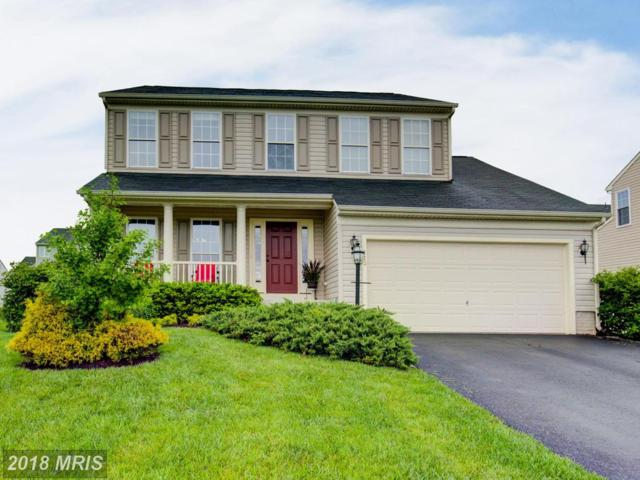110 Half Penny Court, Stephens City, VA 22655 (#FV10250397) :: Bob Lucido Team of Keller Williams Integrity
