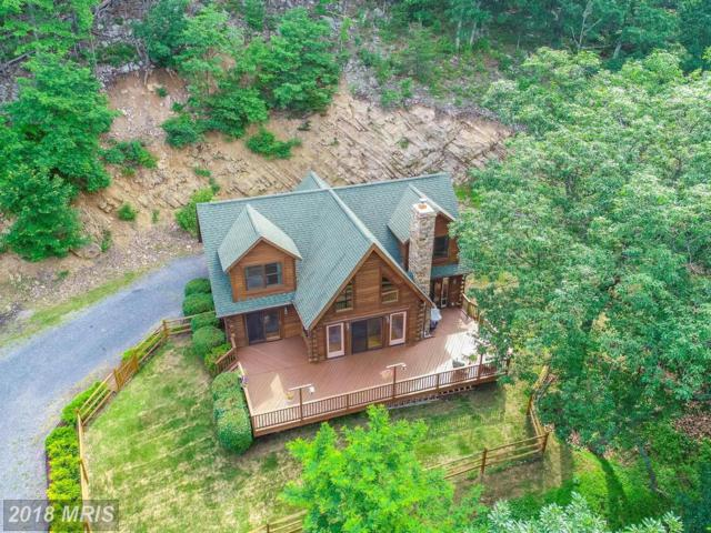 126 Trails End Drive, Star Tannery, VA 22654 (#FV10268325) :: Wilson Realty Group