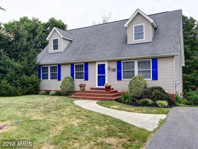 114 Camden Drive, Winchester, VA 22602 (#FV10300956) :: The Hagarty Real Estate Team