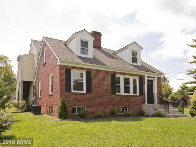 7824 Main Street, Middletown, VA 22645 (#FV10318137) :: The Maryland Group of Long & Foster