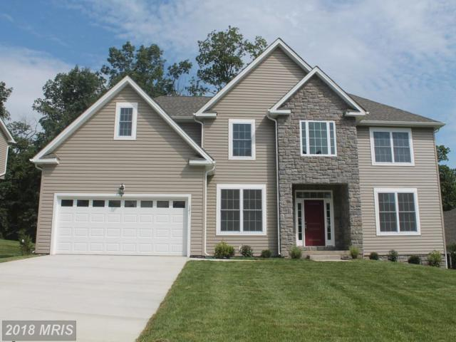 121 Wales Court Lot 13, Winchester, VA 22602 (#FV10320718) :: Browning Homes Group