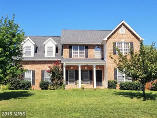102 Julasar Drive, Winchester, VA 22602 (#FV10330911) :: Browning Homes Group