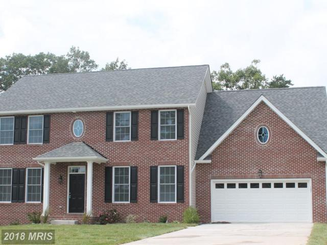 107 Wales Court Lot 20, Winchester, VA 22602 (#FV10332282) :: Browning Homes Group