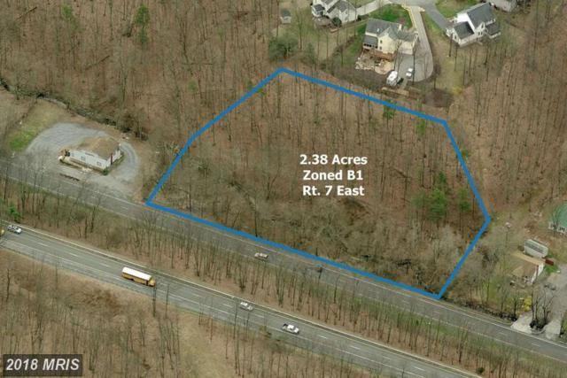 0 Berryville Pike, Winchester, VA 22602 (#FV10350938) :: Colgan Real Estate