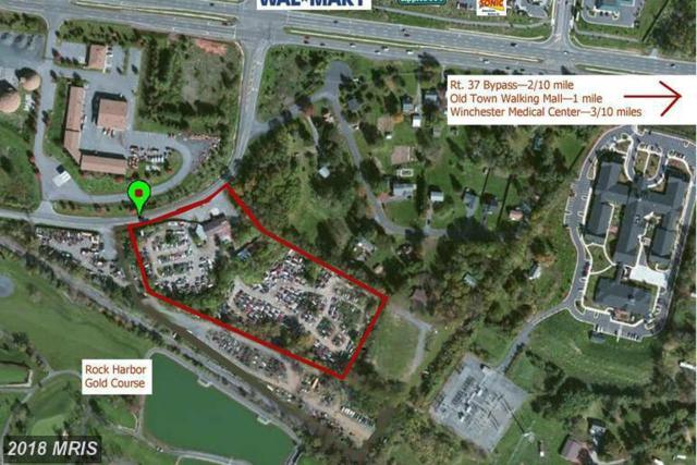 183 Round Hill Road, Winchester, VA 22602 (#FV10350958) :: Colgan Real Estate