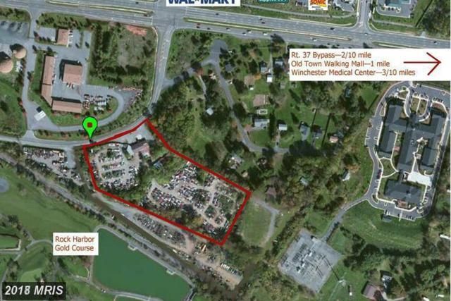 183 Round Hill Road, Winchester, VA 22602 (#FV10350964) :: Colgan Real Estate