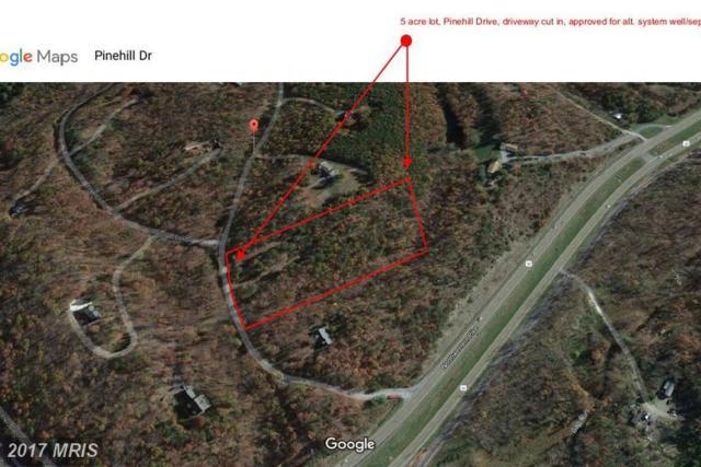 Pinehill Drive, Winchester, VA 22602 (#FV9910225) :: LoCoMusings