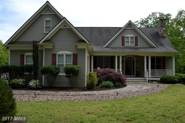 160 Laurel Ridge Court, Gore, VA 22637 (#FV9935654) :: LoCoMusings