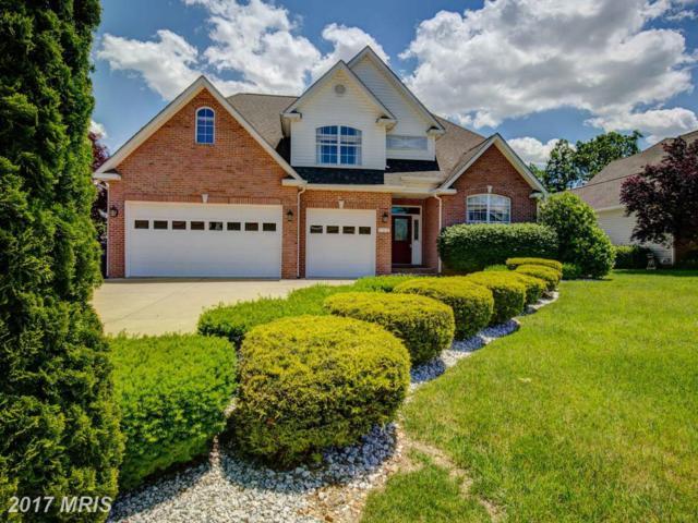 122 Cahille Drive, Winchester, VA 22602 (#FV9965280) :: Pearson Smith Realty