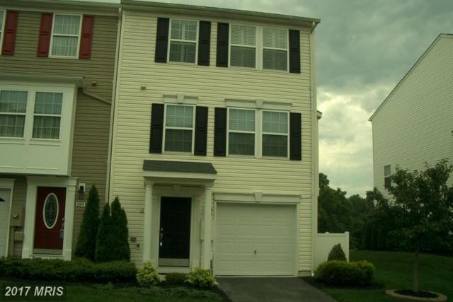 211 Monticello Square, Winchester, VA 22602 (#FV9987492) :: A-K Real Estate