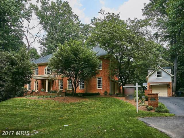 1763 Brookside Lane, Vienna, VA 22182 (#FX10000443) :: LoCoMusings