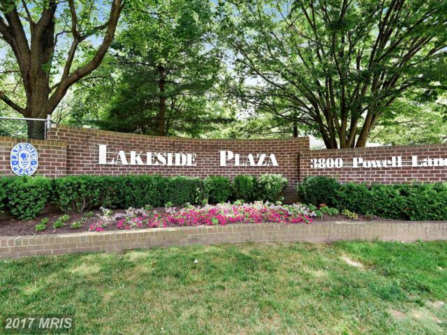 3800 Powell Lane #409, Falls Church, VA 22041 (#FX10004965) :: LoCoMusings