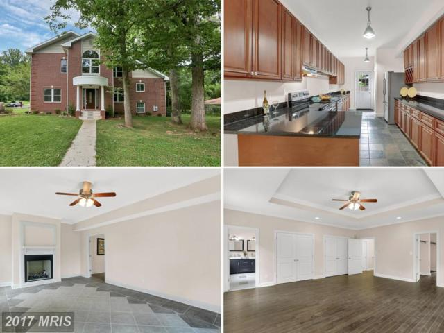 7301 Brad Street, Falls Church, VA 22042 (#FX10005338) :: Pearson Smith Realty