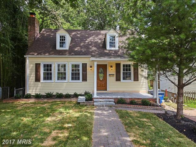 2809 Winchester Way, Falls Church, VA 22042 (#FX10006863) :: Pearson Smith Realty
