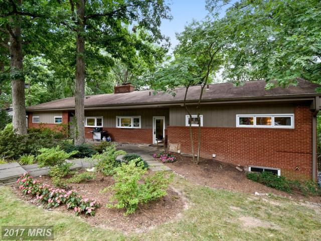 6331 Crosswoods Drive, Falls Church, VA 22044 (#FX10007542) :: Pearson Smith Realty
