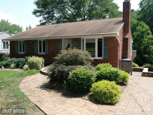 4123 Teton Place, Alexandria, VA 22312 (#FX10008614) :: A-K Real Estate