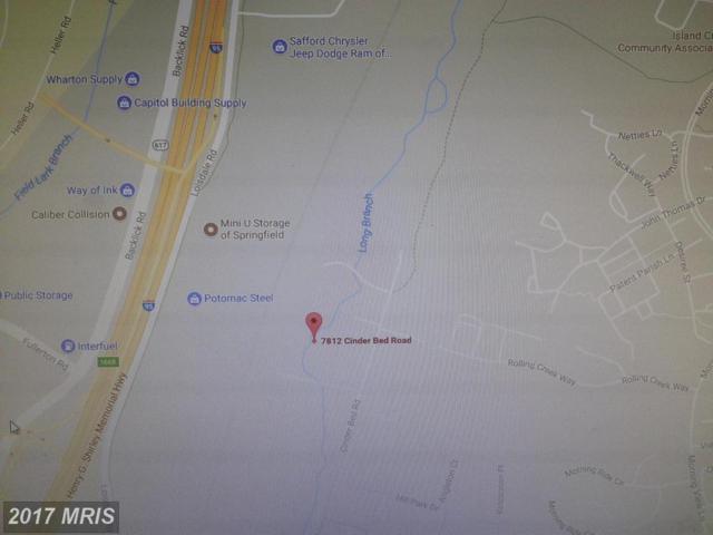 7812 Cinder Bed Road, Lorton, VA 22079 (#FX10009286) :: LoCoMusings