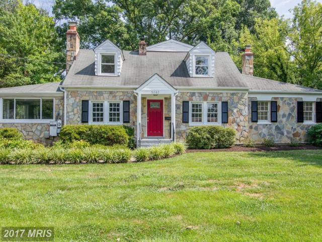 5707 Dawes Avenue, Alexandria, VA 22311 (#FX10010536) :: A-K Real Estate