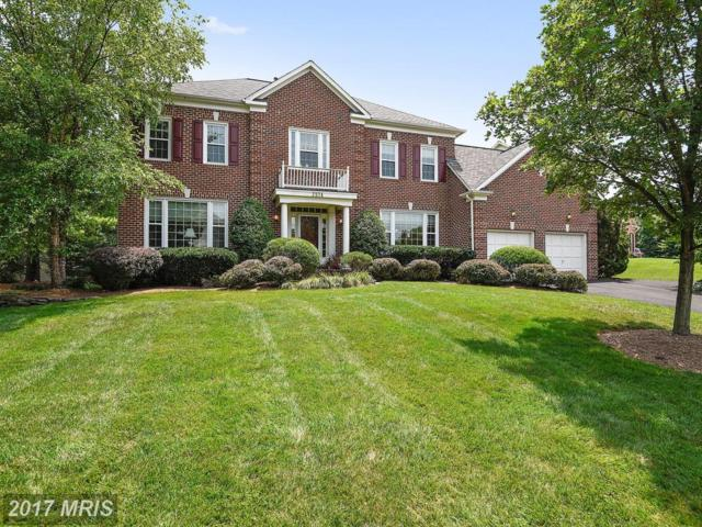2874 Franklin Oaks Drive, Herndon, VA 20171 (#FX10011475) :: Pearson Smith Realty