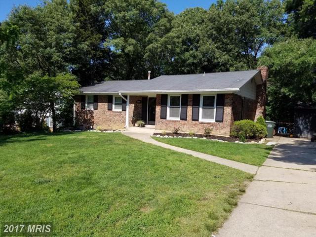 6002 Waynesboro Circle, Springfield, VA 22150 (#FX10012121) :: Pearson Smith Realty