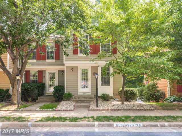 1925 Belmont Ridge Court, Reston, VA 20191 (#FX10012406) :: Century 21 New Millennium